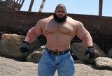 UFC žvaigždė atskleidė, kaip MMA narve nugalėtų Irano raumenų kalną