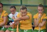 Lietuvos moterų žolės riedulio rinktinė prarado viltis patekti į antrąjį olimpinės atrankos etapą