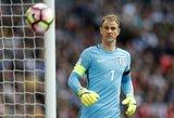 """J.Hartas pasirengimą kitam sezonui pradėjo su """"Manchester City"""", bet sieks perėjimo į kitą klubą"""