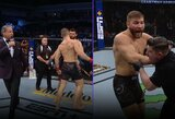 I.Cutelabos protestas po skandalingos UFC kovos – atmestas, moldavas nebegali patekti į šalį