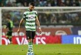 """""""Sporting"""" strategas abejoja dėl B.Fernandeso ateities: """"Norėčiau, kad jis liktų"""""""