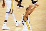 """S.Curry apie D.Trumpą: """"Lyderis taip nesielgia"""""""