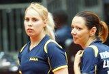 Lietuvos moterų stalo teniso rinktinė Europos čempionate bandys pakilti aukštyn, vyrai – išlikti