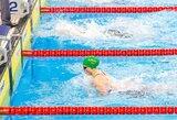 Trys Lietuvos plaukikai Europos žaidynėse pateko į geriausiųjų dešimtuką
