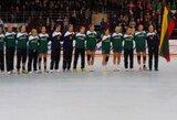 Lietuvės Europos moterų rankinio čempionato atrankoje liko be pergalių