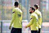 """H.Gatti sukritikavo per lėtą L.Messi žaidimo tempą: """"Jis nebėra fenomenas"""""""