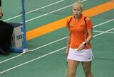 Lietuvių pasirodymas Europos badmintono čempionate – baigtas