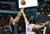 """Po dramatiškos kovos """"Anadolu Efes"""" iškovojo antrą pergalę Turkijos finale"""