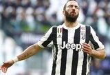"""Italijoje nuostabus """"Crotone"""" įvartis per save išplėšė lygiąsias prieš """"Juventus"""""""