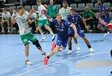 """J.Truchanovičius su """"Montpellier"""" žengė į Europos lygos grupių etapą"""