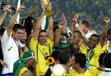 Vokiečiai sieks revanšo už 2002-ųjų finalą