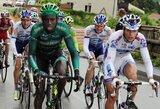 Klasikinėse dviračių lenktynėse Prancūzijoje E.Šiškevičius finišavo penktas