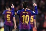 """E.Valverde paaiškino L.Messi rolę rungtynėse su """"Real"""": """"Jis jautė diskomfortą"""""""