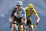"C.Froome'as artėja prie ""Tour de France"" čempiono titulo"