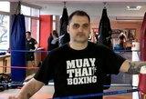 Kovos menų treneris V.Gridiajevas įvardino būsimą pasaulinio lygio sunkiasvorį kovotoją iš Lietuvos