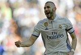 """Z.Zidane'as pranešė """"Real"""" vadovams, kad komandai naujo puolėjo nereikia"""