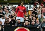 C.Ronaldo marškinėlių pardavimai: fanai per pirmąsias 12 valandų išleido 32.5 mln. svarų sterlingų