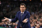 Slovėnijos rinktinės treneriu gali tapti D.Itoudis
