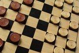 Europos komandinį šaškių čempionatą lietuviai pradėjo permainingai