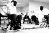 Sporto atradimai – neįgaliųjų fechtavimas