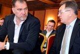 LMKL klubams išdalyta 100 tūkstančių litų