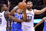 """""""76ers"""" pakartojo prasčiausią sezono startą NBA istorijoje"""