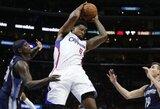Ch.Parsonsas naująjį komandos draugą pavadino geriausiu NBA vidurio puolėju