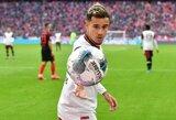 """Rivaldo dar tiki P.Coutinho ateitimi: """"Jis turėtų kovoti dėl vietos """"Barcelonoje"""""""