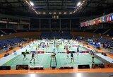 Panevėžyje prasidėjo didžiausias metų badmintono turnyras Lietuvoje