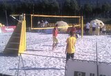Lietuviams nepavyko patekti į Rytų Europos paplūdimio tinklinio varžybų pusfinalius