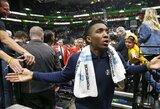 """J.Inglesas pagerino """"Jazz"""" rekordą ir beveik nubraukė """"Clippers"""" viltis"""