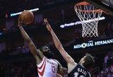 Dėjimai pripažinti gražiausiais NBA dienos momentais