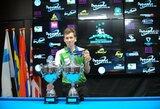 P.Labutis – dukart Europos jaunimo pulo čempionas!