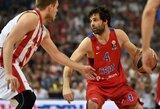 M.Teodosičius rimtai svarsto galimybę keltis į NBA ir išsikėlė reikalavimus