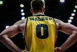 """Th.Walkupas – """"Žalgiriui"""" tiksiantis universalus ir atletiškas amerikietis"""