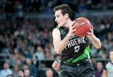 Lietuvoje žaidęs australas paskelbė apie karjeros pabaigą