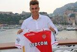 """Oficialu: S.El Shaarawy keliasi į """"Monaco"""""""