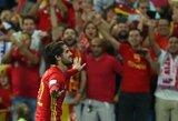 Isco ir M.Asensio gali vesti Ispanijos rinktinę į naują auksinę erą
