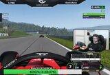"""Ch.Leclercas tapo """"Race for the World"""" čempionu, kovai su koronavirusu surinkta 70 tūkst. JAV dolerių"""