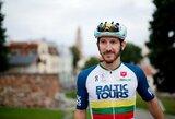 Pasaulio ir Europos jaunimo triatlono taurės etapuose – Lietuvos atstovų startai