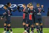 M.Pochettino su PSG klubu vietiniame čempionate iškovojo pirmąją pergalę