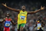 """Savo triumfą 2008 m. olimpiadoje prisiminęs U.Boltas pajuokavo: """"Socialinis atsiribojimas"""""""