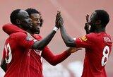 """""""Liverpool"""" užtikrintai susitvarkė su """"Aston Villa"""""""