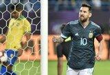 L.Messi nutraukė net 7 metus trukusią įvarčių sausrą prieš brazilus