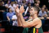 Atidėta Tokijo olimpinių žaidynių krepšinio turnyro burtų ceremonija