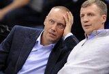 """T.Pačėsas: """"Mano širdis priklauso """"Žalgiriui"""", tačiau daugiau šansų laimėti teikčiau """"Lokomotiv-Kuban"""""""