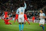 """M.Balotelli įvartis padovanojo """"Marseille"""" pergalę prieš """"Nice"""""""