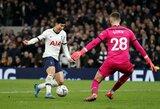 """Dramatiškai išsigelbėję """"Tottenham"""" prasibrovė į kitą Anglijos FA taurės etapą"""