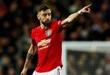 """FIFA pradėjo tyrimą dėl B.Fernandeso persikėlimo į """"Man Utd"""""""