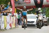 G.Bagdonas sužibėjo daugiadienėse plento dviračių lenktynėse Prancūzijoje